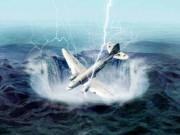 Mỹ: F-15 truy đuổi, máy bay  ma  biến mất bí ẩn