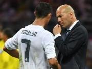 Real bị Barca cho  hít khói : Zidane - Ronaldo thôi đừng tham lam!