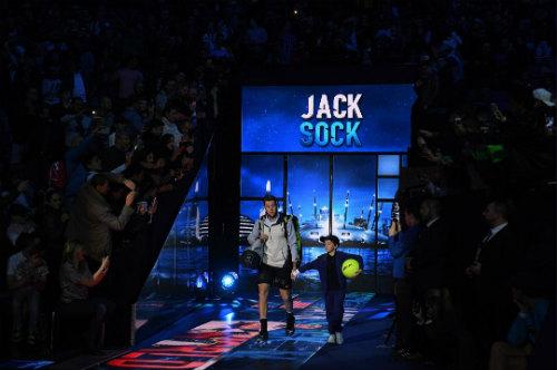 Chi tiết Dimitrov - Jack Sock: Vinh quang xứng đáng (Bán kết ATP Finals) (KT) 4