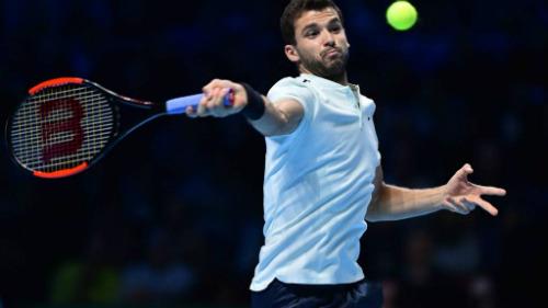 Chi tiết Dimitrov - Jack Sock: Vinh quang xứng đáng (Bán kết ATP Finals) (KT) 5