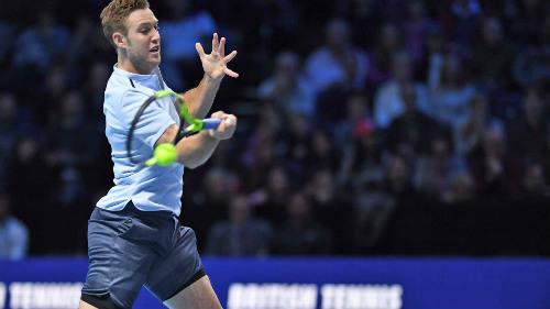 Chi tiết Dimitrov - Jack Sock: Vinh quang xứng đáng (Bán kết ATP Finals) (KT) 8