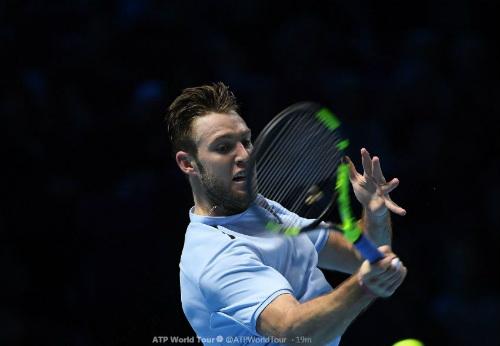 Chi tiết Dimitrov - Jack Sock: Vinh quang xứng đáng (Bán kết ATP Finals) (KT) 10