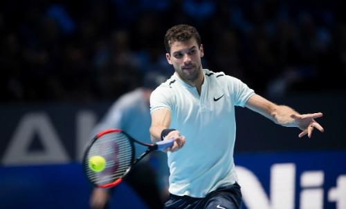 Chi tiết Dimitrov - Jack Sock: Vinh quang xứng đáng (Bán kết ATP Finals) (KT) 7