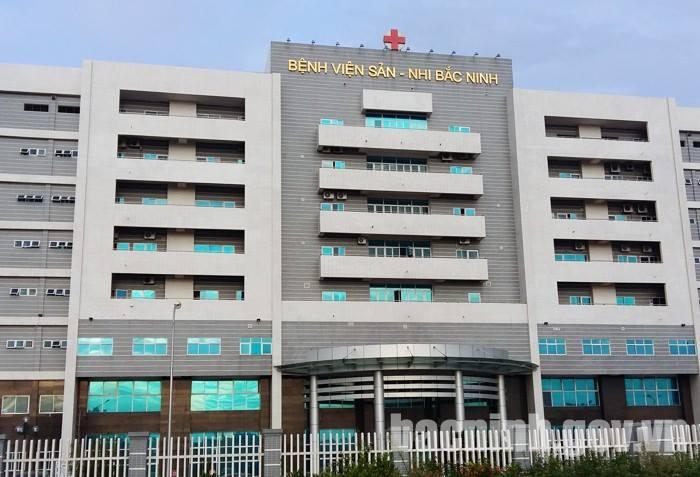 4 trẻ sơ sinh tử vong cùng một lúc ở Bệnh viện Sản Nhi Bắc Ninh - 1