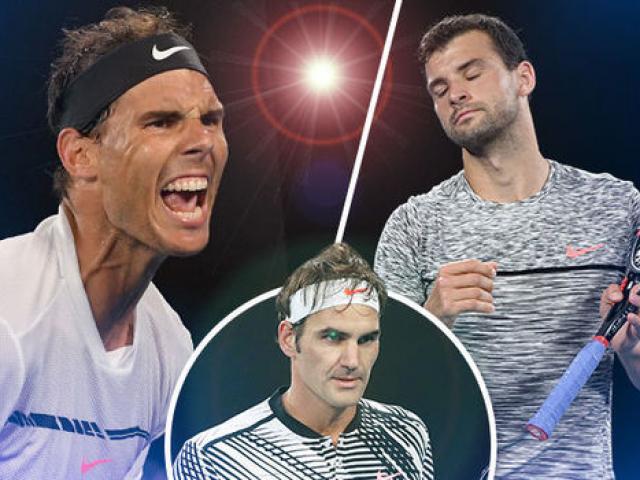 """Siêu phẩm ATP Finals: Bị giỡn mặt, Federer - Nadal ra đòn """"hủy diệt"""" 1"""