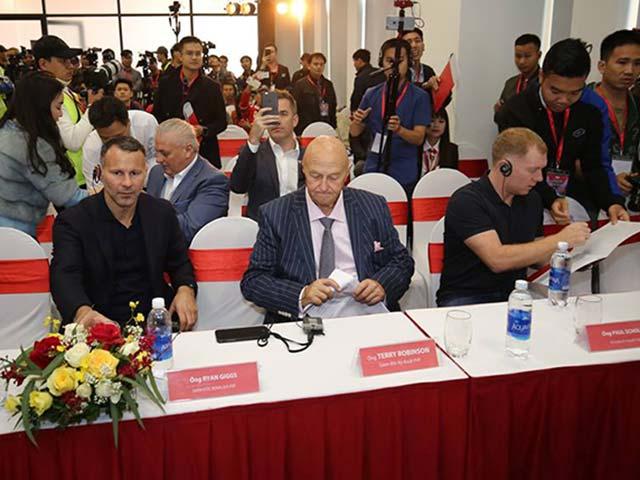 Giggs đến Việt Nam làm giám đốc: ĐT xứ Wales vẫn mời làm HLV trưởng 4