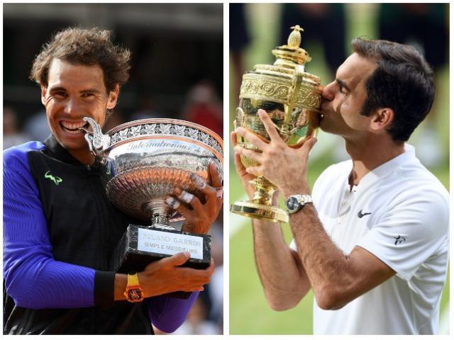 Federer bẩn tính, quậy phá: Câu chuyện không ai ngờ 5