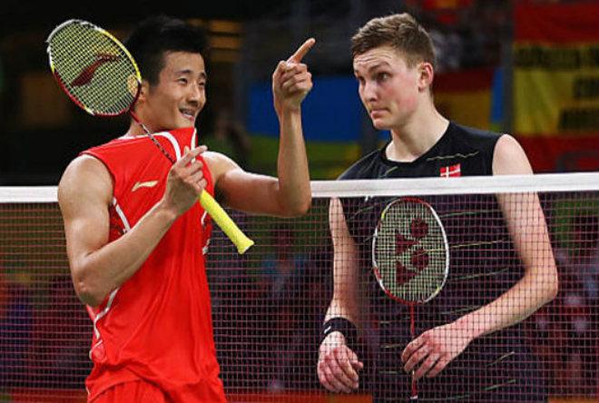 """Cầu lông đỉnh cao: Chen Long ra vợt """"như thần"""" hạ """"siêu nhân"""" Axelsen 1"""