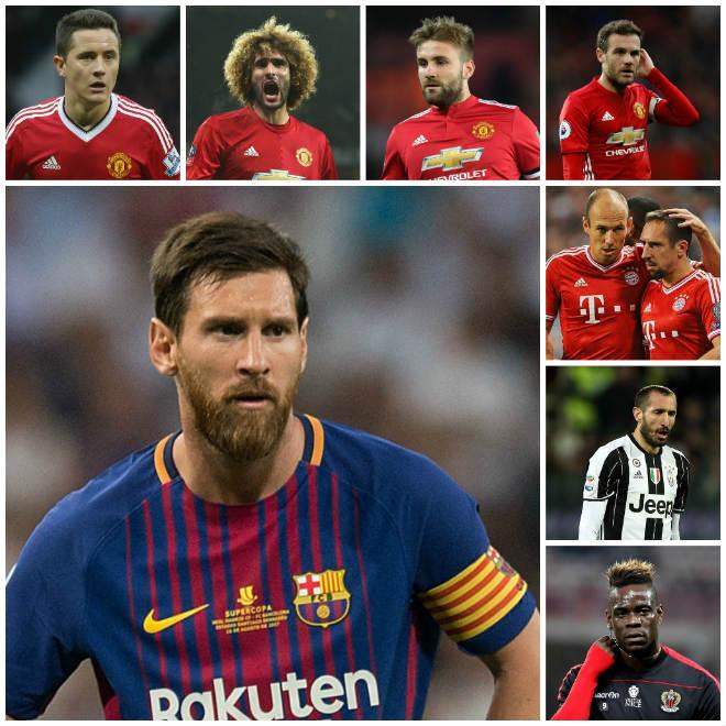 """Hàng miễn phí hè """"hot"""" ngay tháng 1: Gọi tên Messi & 4 SAO MU 1"""