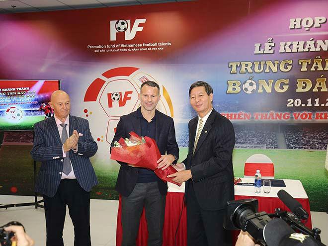 Giggs đến Việt Nam làm giám đốc: ĐT xứ Wales vẫn mời làm HLV trưởng 1