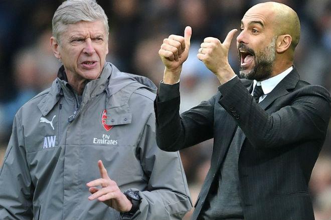 Man City ngoài hành tinh: Wenger sùng bái Pep, cống nạp Sanchez 1