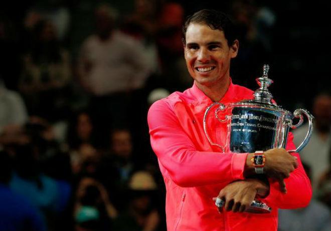 Tennis 24/7: Nadal vĩ đại nhất thể thao Tây Ban Nha nửa thế kỷ 1