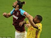 """Watford - West Ham: David Moyes ôm đầu vì  """" dàn chân gỗ """""""