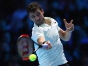 """Chung kết ATP Finals: Federer  """" nhập """"  Dimitrov, quả cú như thần"""