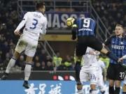 """Inter Milan - Atalanta:  """" Sát thủ """"  và 2 cú đánh đầu đẳng cấp"""