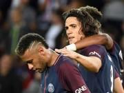 Vua chuyển nhượng Neymar: Tránh Messi, gặp Cavani 68 bàn/67 trận ở PSG