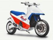 """"""" Hô biến """"  Honda X-ADV thành mô hình Cub Cubed"""