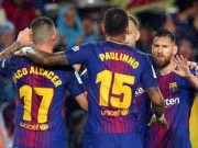 Tiêu điểm La Liga vòng 12: Barca  &  Messi còn 3 trận  chung kết