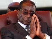 Tổng thống Zimbabwe tuyệt thực, thề chết chứ không từ chức
