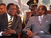 """Ông Mugabe bị  """" học trò """"  lật bằng chính chiêu của mình"""