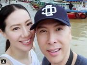 """Chân Tử Đan cùng vợ hoa hậu  """" kim cương """"  đang ở Việt Nam"""
