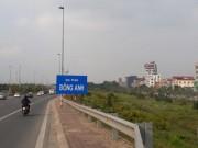 Hà Nội: Thổi giá đất vì quy hoạch cầu qua sông Hồng
