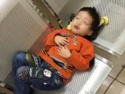 HN: Bé trai 3 tuổi bị người phụ nữ bỏ rơi tại nhà nghỉ