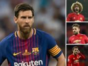 """Hàng miễn phí hè  """" hot """"  ngay tháng 1: Gọi tên Messi  &  4 SAO MU"""