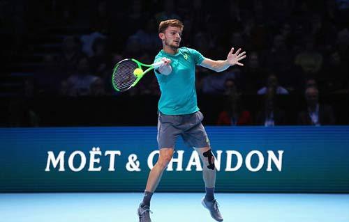 Chi tiết Dimitrov - Goffin: Cống hiến 3 set (KT) (Chung kết ATP Finals) 4