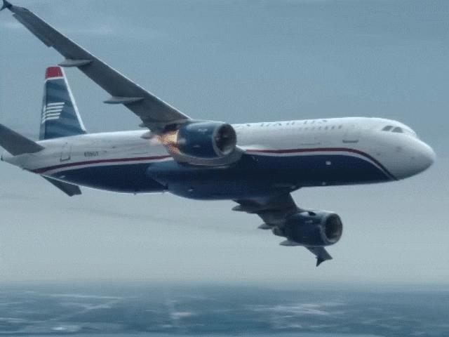 """Máy bay """"rơi vào"""" vùng nhiễu động liệu có quá nguy hiểm? - 1"""