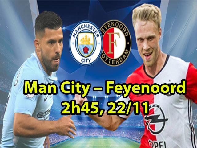 TRỰC TIẾP bóng đá Man City - Feyenoord: Ronaldinho nể phục Guardiola 21