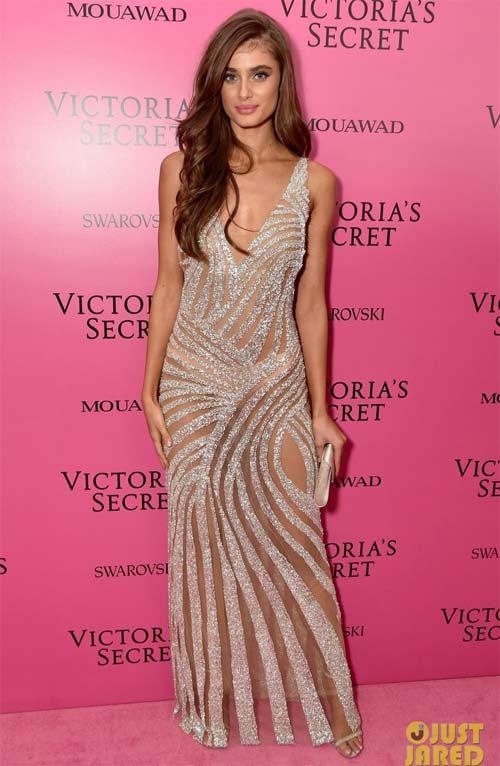 Hot girl Hollywood tái diễn lại sự cố váy xẻ hiểm tại thảm hồng - 11