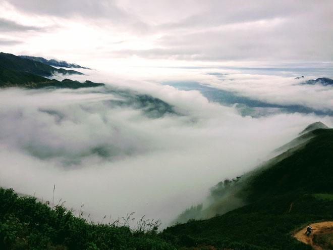 Gió đổi mùa, rủ nhau lên Tà Xùa săn mây - 3