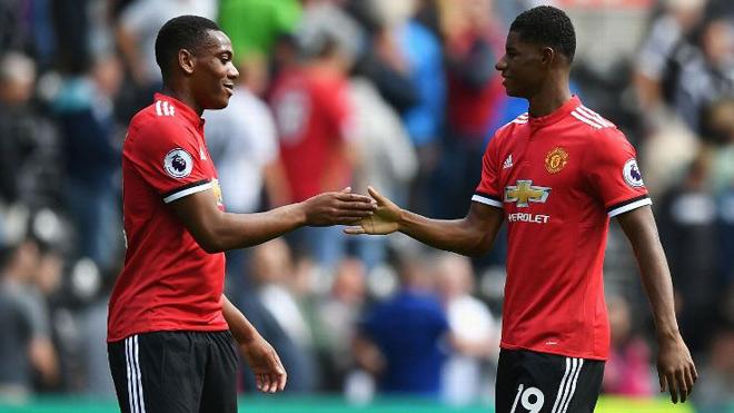 Rashford – Martial ở MU: Say đắm như cặp Rooney – Ronaldo thuở nào - 2