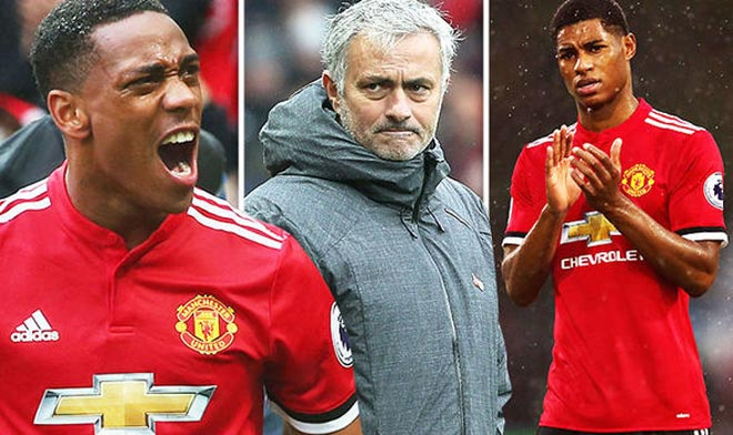 Rashford – Martial ở MU: Say đắm như cặp Rooney – Ronaldo thuở nào - 1