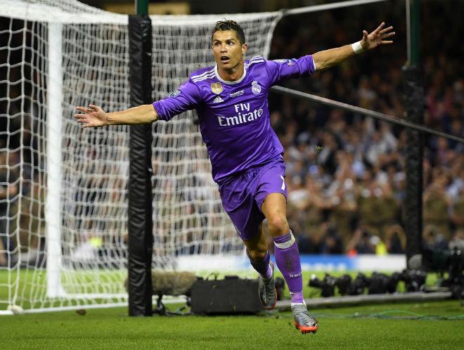 """Sôi động cúp C1 ngày 21/11: Ronaldo lọt vào """"đội hình hay nhất thế kỉ"""" - 2"""