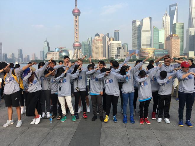Vượt qua 5000 thí sinh, 16 tài năng nhí tiếp cận bóng rổ thế giới 5