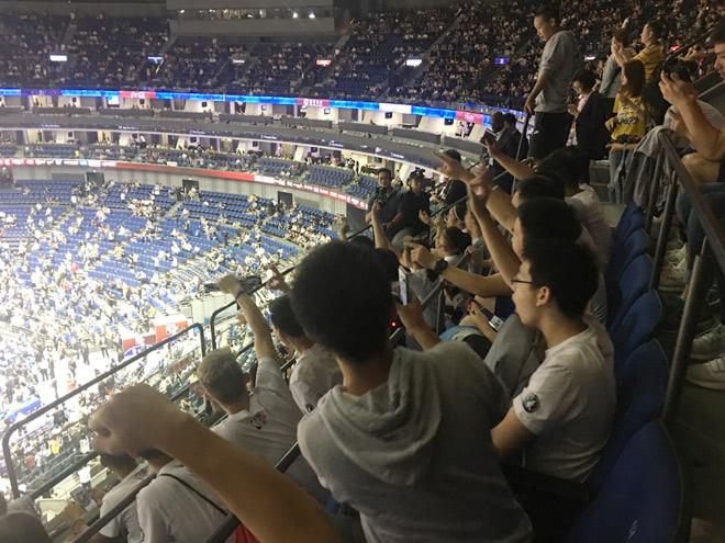 Vượt qua 5000 thí sinh, 16 tài năng nhí tiếp cận bóng rổ thế giới 8
