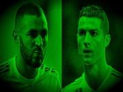 Bi kịch Real:  Chân gỗ  Ronaldo - Benzema, mờ nhất lịch sử