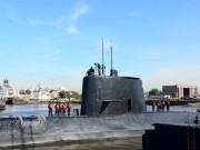 Nguyên nhân tàu ngầm Argentina cùng 44 thủy thủ mất tích