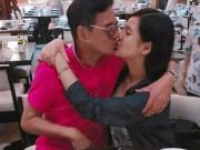 Sao nam Hoa ngữ hứng  gạch đá  vì hôn môi con gái