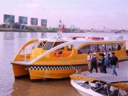 Người Sài Gòn sắp được đi  xe buýt  trên mặt nước miễn phí trong 10 ngày