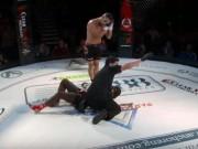"""MMA: Hạ knock-out đối thủ ảo diệu rồi  """" chúc ngủ ngon """""""