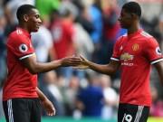 Rashford - Martial ở MU: Say đắm như cặp Rooney - Ronaldo thuở nào