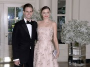 Mối tình lãng mạn 2 năm giữa CEO Snap và siêu mẫu Miranda Kerr