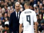 Tin HOT bóng đá tối 21/11: Zidane thất vọng với Benzema, dọa tống lên ghế dự bị