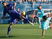 Bàn thắng đẹp Vòng 12 La Liga: Messi - Ronaldo tròn mắt nhìn Suarez