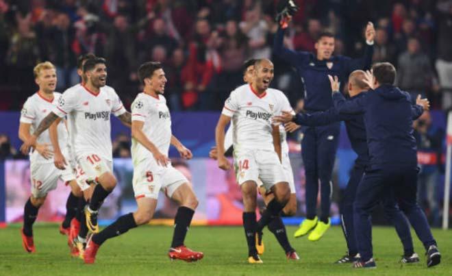 Sevilla - Liverpool: Siêu ngược dòng Istanbul tái hiện 2