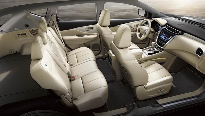 Nissan Murano 2018: SUV 5 chỗ giá từ 693 triệu đồng - 2