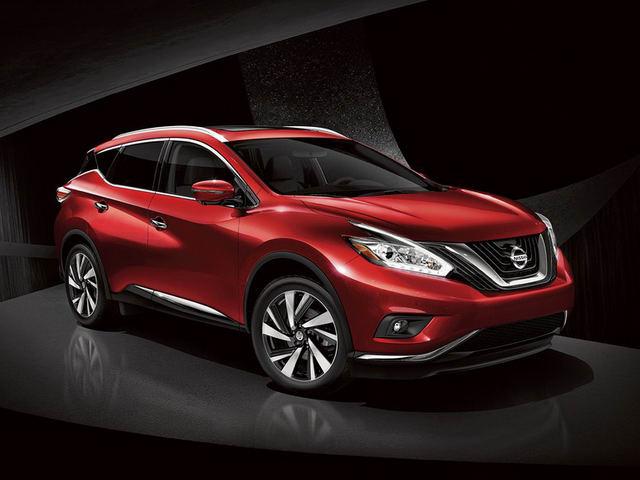 Nissan Murano 2018: SUV 5 chỗ giá từ 693 triệu đồng
